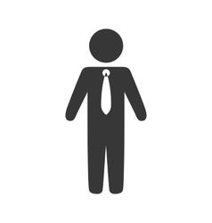 Man icon pictogram design graphic vector