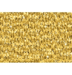 Gold glitter luxury texture seamless pattern vector