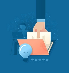 Creating quality content vector
