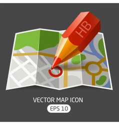 Map vector image