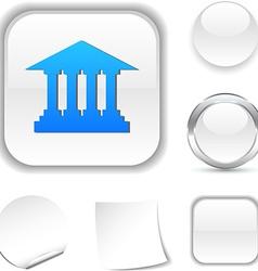 Exchange icon vector