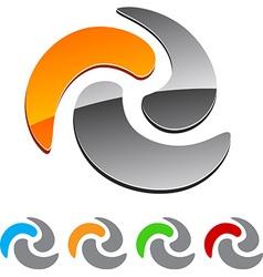 Swirl element vector