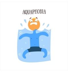 Aquaphobia vector