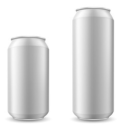 Can of beer 04 vector