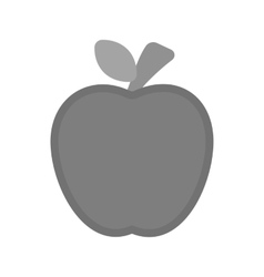 Apple fruit vector
