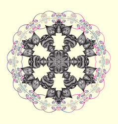 Modern abstract design poster cover card design vector