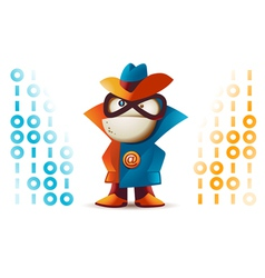 Spyware vector image vector image