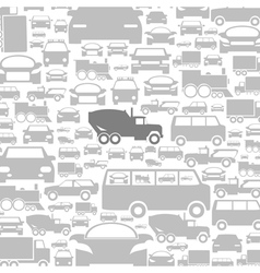 Car a background vector