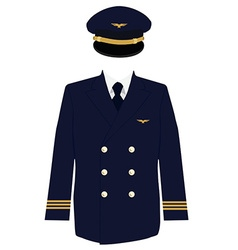 Pilot uniform vector