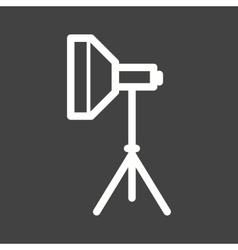 Light Stand III vector image