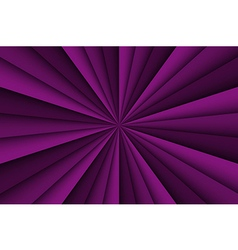 Purple abstract background three shades vector