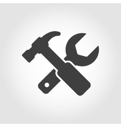 repair icon vector image vector image