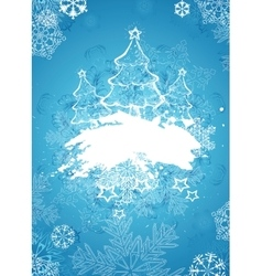 X-mas Background vector image