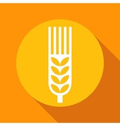 Grain sign 1 vector