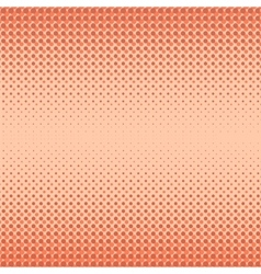 Halftone patterns dots on white background vector
