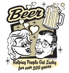 Beer humor vector