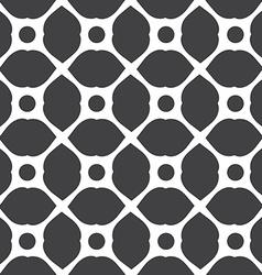 Monochrome geometric seamless universal patterns vector image