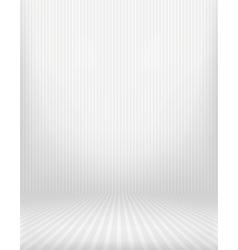 Striped interior vector image