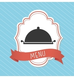 Gastronomy and restaurant menu vector