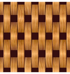 wooden blocks grid vector image