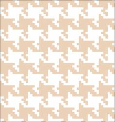 Pixel tooth pattern vector