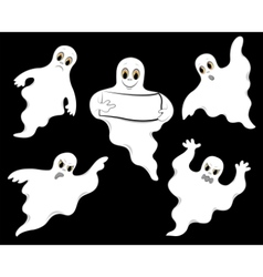 Set of ghosts vector