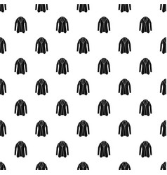 Jacket pattern vector