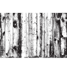 Wooden Planks Overlay vector image vector image