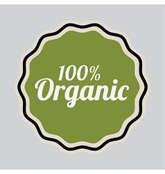 Organic design vector