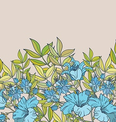 Backgroundflowers vector