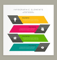 Business infographic banners vector