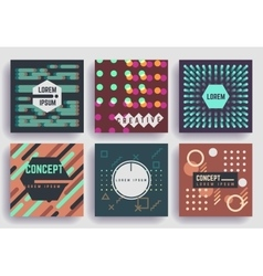 Motion dynamic backgrounds trendy vector
