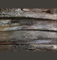 Vintage wooden texture vector