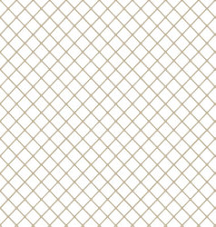 Seamless pattern mesh line vector