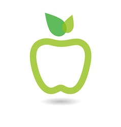 AppleIc vector image