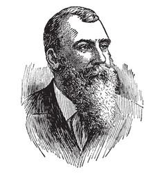 Philip hichborn vintage vector