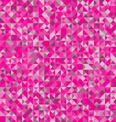 Background of geometric shapespink triangle seamle vector
