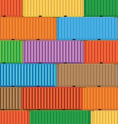 Containers vector
