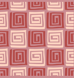 seamless ethic pattern vector image