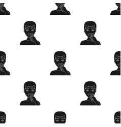 Shaving icon in black style isolated on white vector
