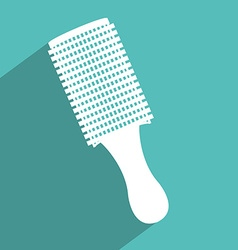 Hairdressing tool vector