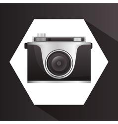Camera equipment design vector