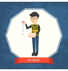 Student vector