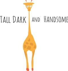 Tall dark vector