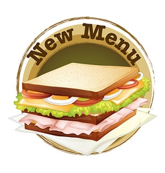 A new menu label vector