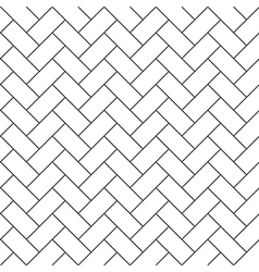 Herringbone parquet diagonal seamless pattern vector