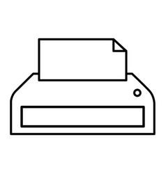 Printer linear vector