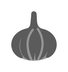 Healthy onion vector