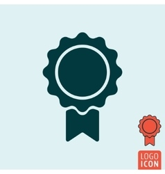 Award icon isolated vector