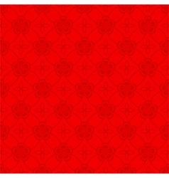 Chinese Seamless Pattern Background vector image